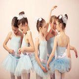 Zajęcia dla dzieci Balet 4-5 lat (grupa początkująca) w Warszawie