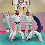 Zajęcia dla dzieci Funny Judo (4-6 lat) w Warszawie