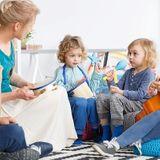 Zajęcia dla dzieci Gordonki 0-3 lata w Warszawie