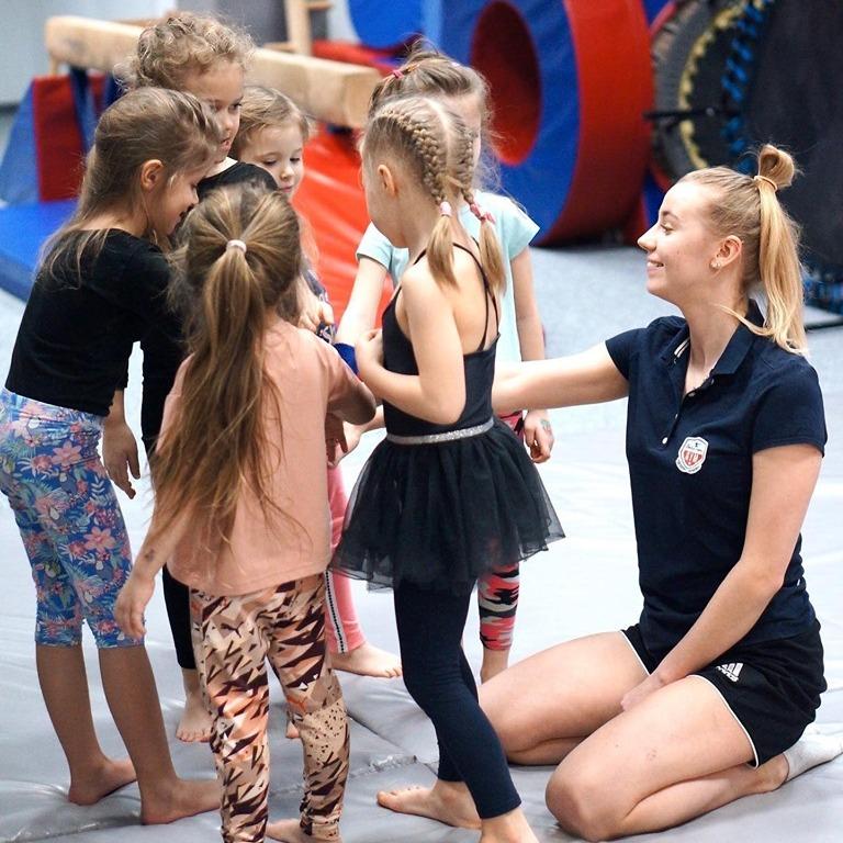 Zajęcia dla dzieci Gym Birds 2 (3-4 lata) w Warszawie