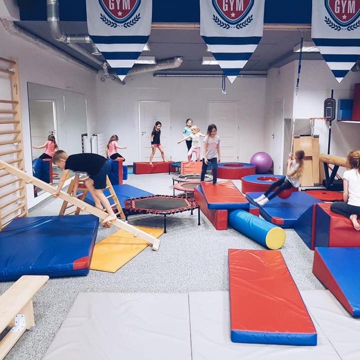 Zajęcia dla dzieci Gym Birds 3 (5-7 lat) w Warszawie