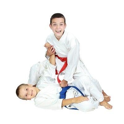 Zajęcia dla dzieci Hop Little Warriors Judo 5-7 lat w Warszawie