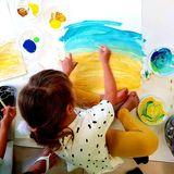 Zajęcia dla dzieci Magicznie artystycznie 3-5 lat w Warszawie