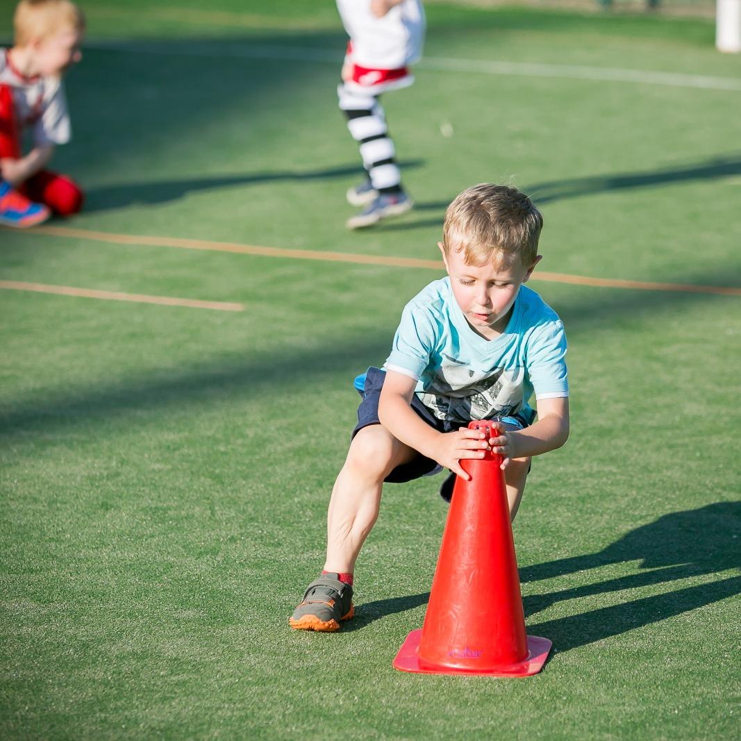 Zajęcia dla dzieci Piłka nożna, przedszkolaki 2014-2016 w Warszawie