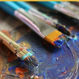 Zajęcia dla dzieci Pracownia młodego artysty 8-11 lat w Warszawie