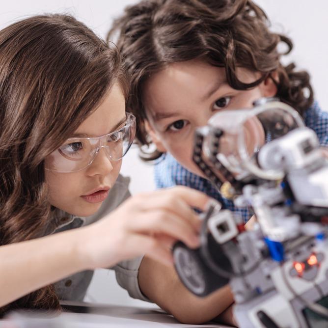 Zajęcia dla dzieci Robotyka  w Warszawie