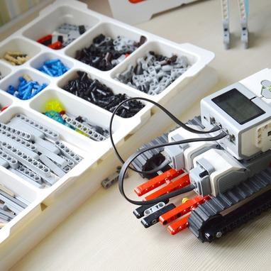 Zajęcia dla dzieci Robotyka Lego 4-7 lat w Warszawie