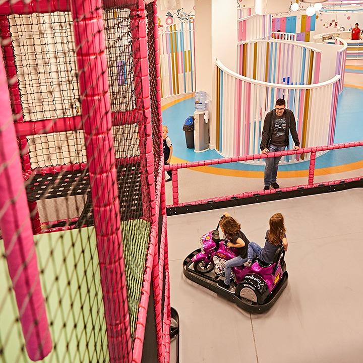 Zajęcia dla dzieci Sala zabaw Leopark w Lublinie