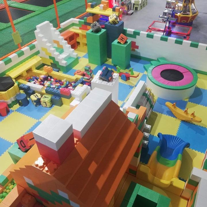 Zajęcia dla dzieci Strefa dla najmłodszych Jump Arena w Warszawie