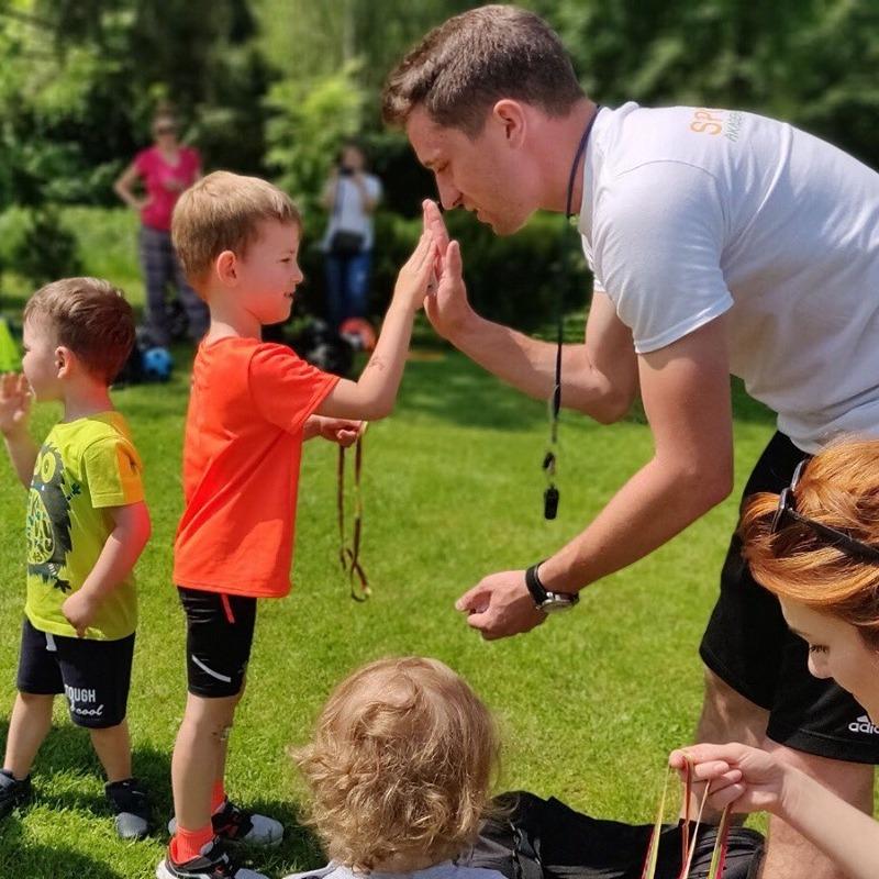 Zajęcia dla dzieci Zajęcia multisportowe 3-6 lat w Warszawie