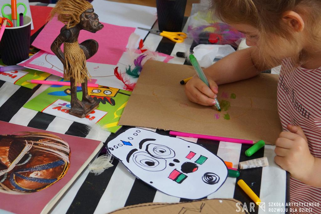 Zajęcia dla dzieci Academy of Art dla dzieci (przedszkolaki) w Warszawie