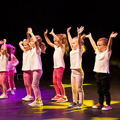 Zajęcia dla dzieci Baby Dance, 3-4 lata (poziom początkujący) w Warszawie