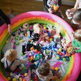 Zajęcia dla dzieci Baby English w Warszawie