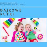 Zajęcia dla dzieci Bajkowe nutki w Warszawie