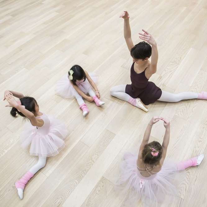 Zajęcia dla dzieci Balet, 3-4 lata w Warszawie
