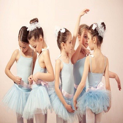 Zajęcia dla dzieci Balet 4-6 lat (grupa początkująca) w Warszawie