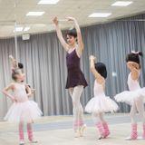 Zajęcia dla dzieci Balet, 5-7 lat, WEJŚCIE DLA DWOJGA DZIECI w Warszawie