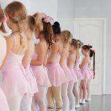 Zajęcia dla dzieci Balet 5-9 lat (poziom początkujący) w Warszawie