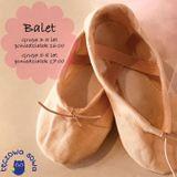 Zajęcia dla dzieci Balet dla dzieci 3-5 lat w Warszawie