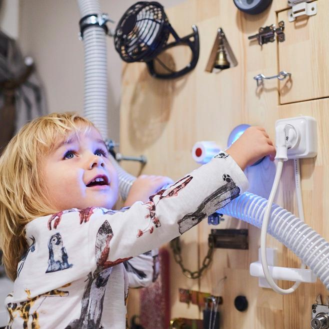 Zajęcia dla dzieci Bawialnia w stylu Montessori w Warszawie