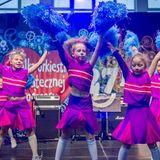 Zajęcia dla dzieci Cheerleaderki 4-6 lat (poziom początkujący) w Warszawie