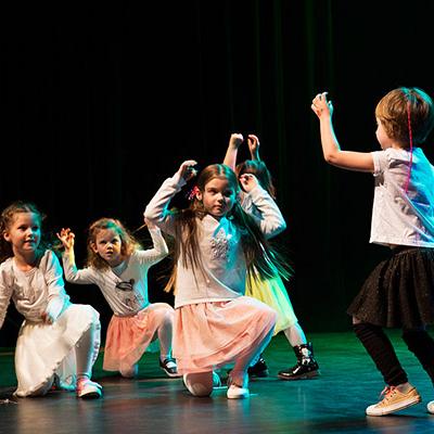 Zajęcia dla dzieci Disney Dance (4-6 lat) w Warszawie