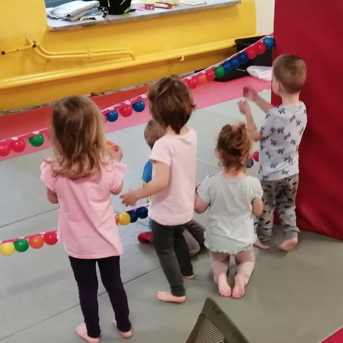 Zajęcia dla dzieci Dzieciaki Sensoraki w Warszawie