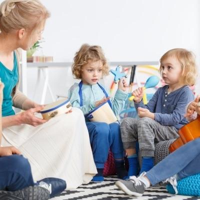 Zajęcia dla dzieci Gordonki, 3-4 lata w Warszawie