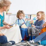 Zajęcia dla dzieci Gordonki,  3-4 latki w Warszawie