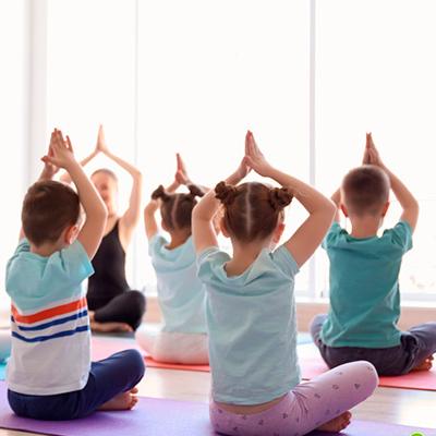 Zajęcia dla dzieci Joga dla dzieci, 5-15 lat (poziom początkujący) w Warszawie