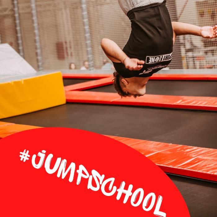 Zajęcia dla dzieci Jumpchool-średniozaawansowany w Warszawie