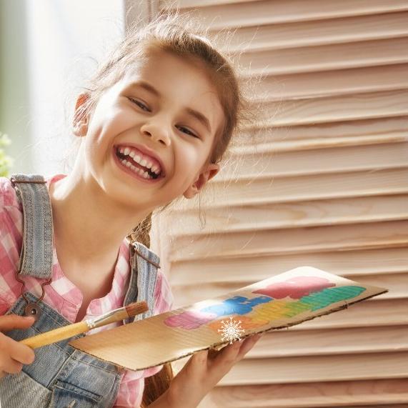 Zajęcia dla dzieci PÓŁKOLONIE Kreatywne warsztaty małego artysty vol.1, 6-12 lat, 1 DZIEŃ w Warszawie