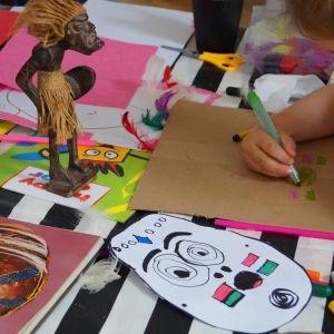 Zajęcia dla dzieci Kurs eksperymentu artystycznego klasy 1-3 w Warszawie