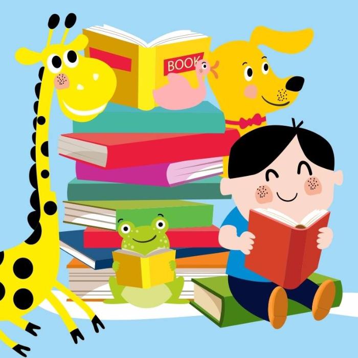 Zajęcia dla dzieci Let's read together w Warszawie