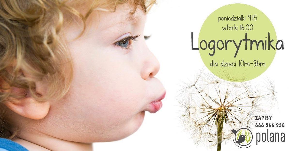 Zajęcia dla dzieci Logorytmika, 12-36 miesięcy w Warszawie