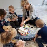 Zajęcia dla dzieci Mały Przedszkolak - zajęcia adaptacyjne do przedszkola w Warszawie