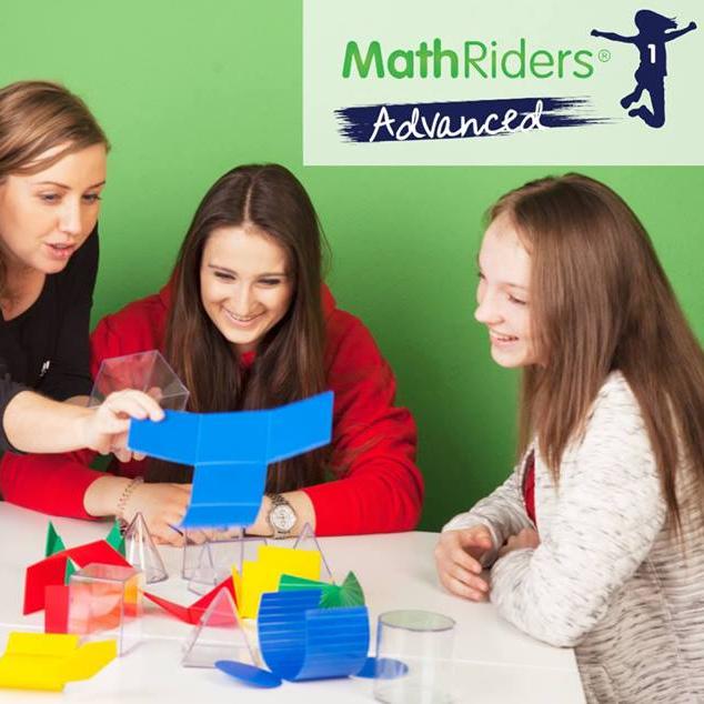 Zajęcia dla dzieci Matematyka MathRiders klasa VIII w Warszawie