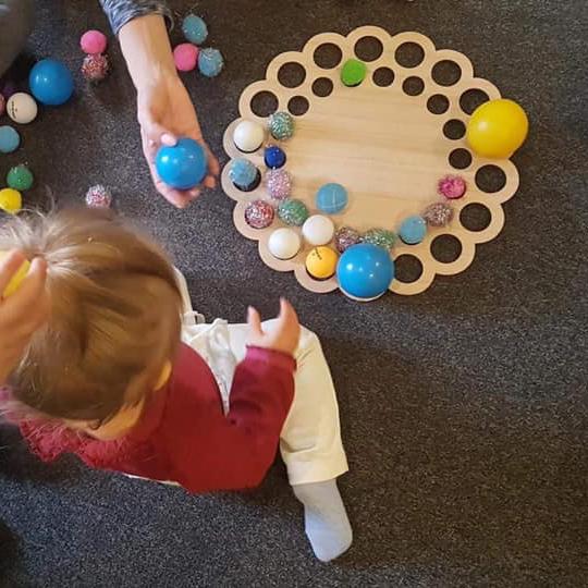 Zajęcia dla dzieci Miej Oko na Zmysły - zajęcia ogólnorozwojowe (16-24 miesiące) w Warszawie