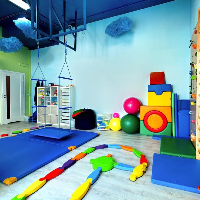 ODKRYWCY Integracja Sensoryczna Terapia Dzieci