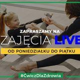 Zajęcia dla dzieci ONLINE - Poranny WF dla całej rodziny z Panią Szafką 🤗  w Warszawie