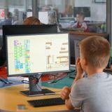 Zajęcia dla dzieci ONLINE Programowanie przez zabawę z aplikacją PixBlocks. Poziom Rookie - początkujący. w Warszawie