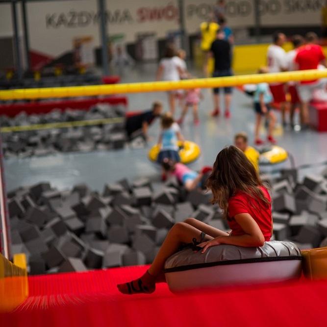 Park Trampolin Jump World