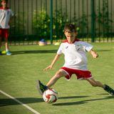 Zajęcia dla dzieci Piłka nożna, 2009-2010 w Warszawie