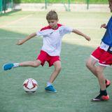 Zajęcia dla dzieci Piłka nożna, 2010-2011 w Warszawie