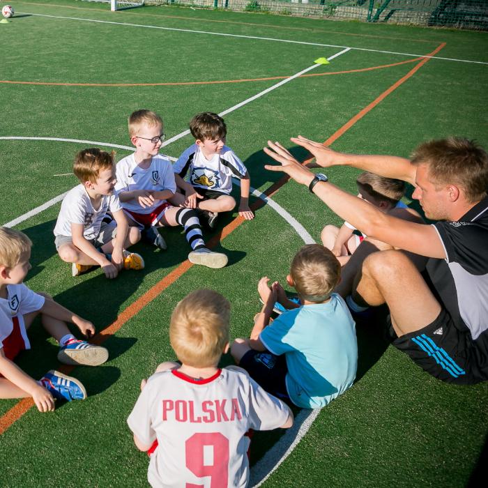 Zajęcia dla dzieci Piłka nożna, 2013-2014 w Warszawie