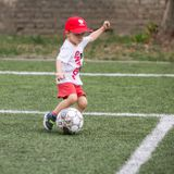 Zajęcia dla dzieci Piłka nożna, 2015-2016 w Warszawie