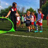 Zajęcia dla dzieci Piłka nożna grupa 2008-2009 w Warszawie