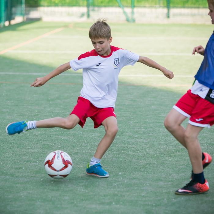 Zajęcia dla dzieci Piłka nożna Praga, 2010-2011 w Warszawie