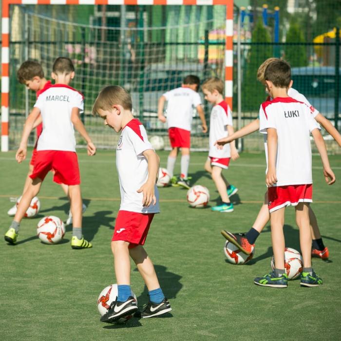 Zajęcia dla dzieci Piłka nożna Praga Północ, 2011-2012 w Warszawie