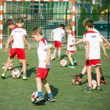 Zajęcia dla dzieci Piłka nożna, roczniki 2008-2010 w Warszawie